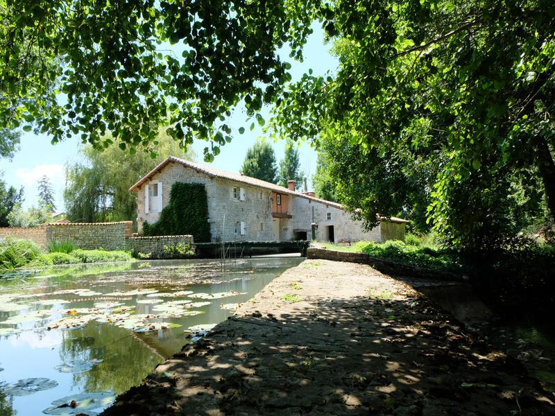 Moulin à vendre à POURSAC(16700) - Charente