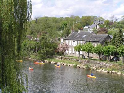 Maison à vendre à Pont d Ouilly, Calvados, Basse_Normandie, avec Leggett Immobilier