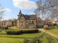 chateau for sale in SAINTESCharente_Maritime Poitou_Charentes