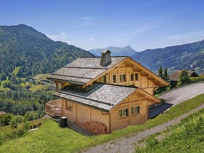 Saint Jean de Sixt - Luxury ski chalet - 6 bedrooms