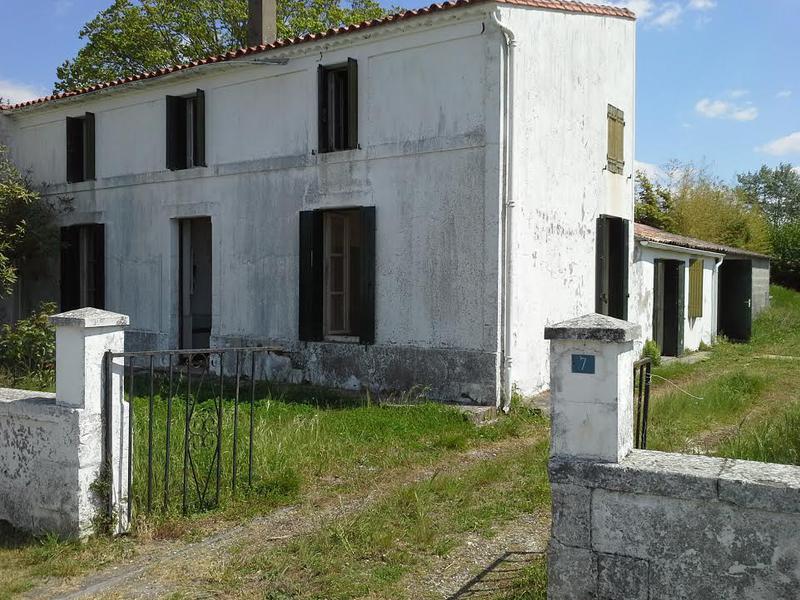 Maison à vendre à MORNAC SUR SEUDRE(17113) - Charente Maritime