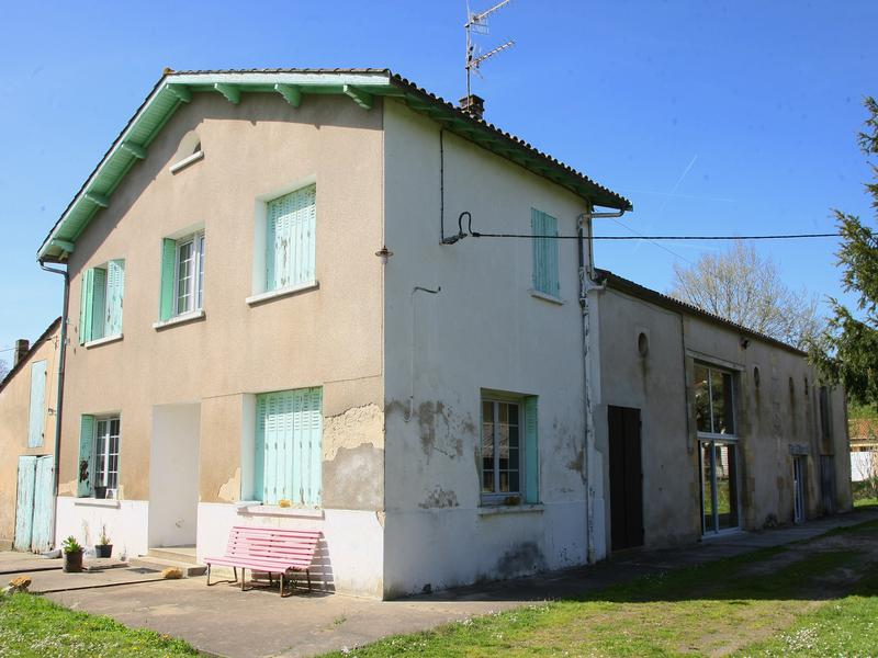 House for sale in PRIGONRIEUX - Dordogne - Old farm under
