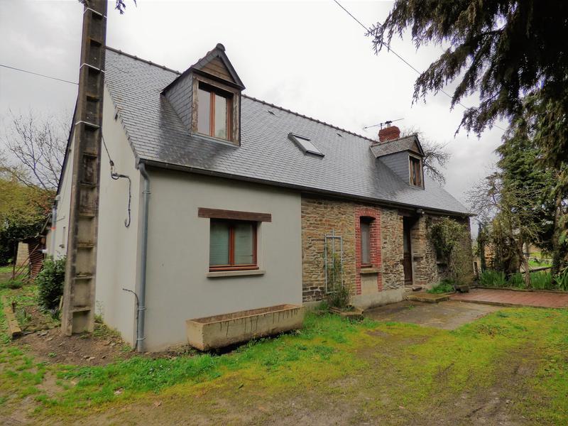 Maison à vendre à THUBOEUF(53110) - Mayenne