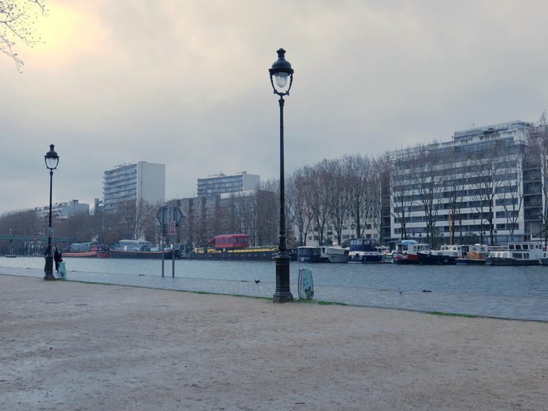 Appartement 4 pièces à vendre à PARIS XIX (75019) -  Paris