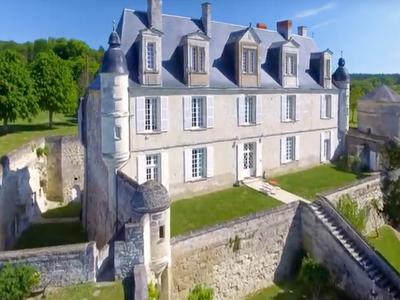 chateauin SCORBE CLAIRVAUX