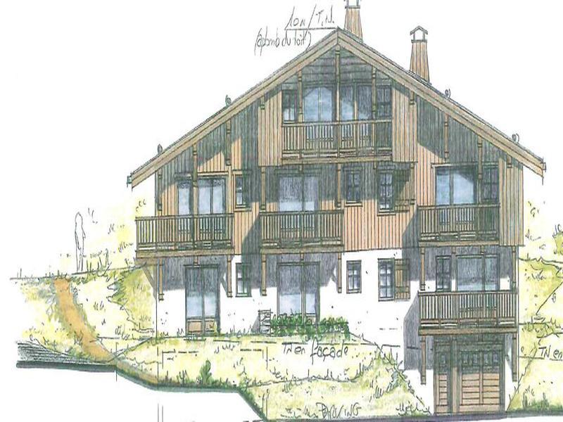 Appartement à vendre à PRAZ SUR ARLY (74120) -  Haute Savoie