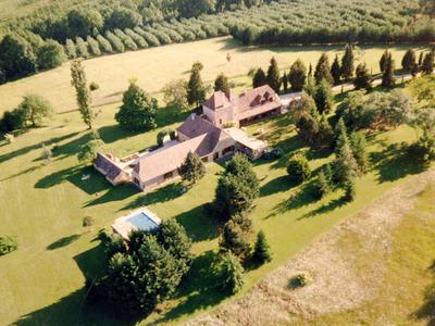PERFECT PEACE. Substantial 18th century country house set in 36 acres of mature gardens and ground with sublime views.