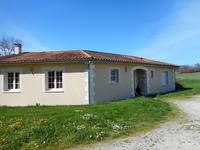 Maison de plain pied de 4 chambre, piscine et double garage Sigoules