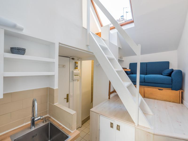 Appartement 1 pièce  à vendre à PARIS VI (75006) -  Paris