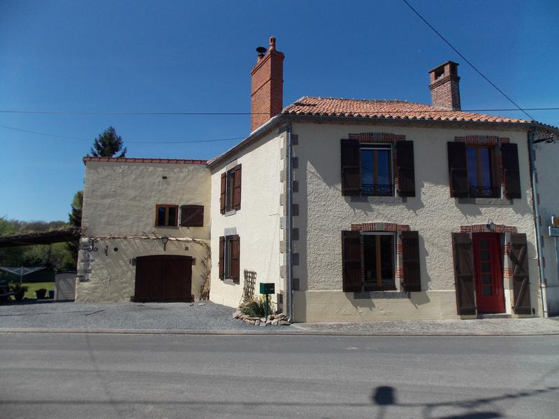 Maison à vendre à THIAT(87320) - Haute Vienne