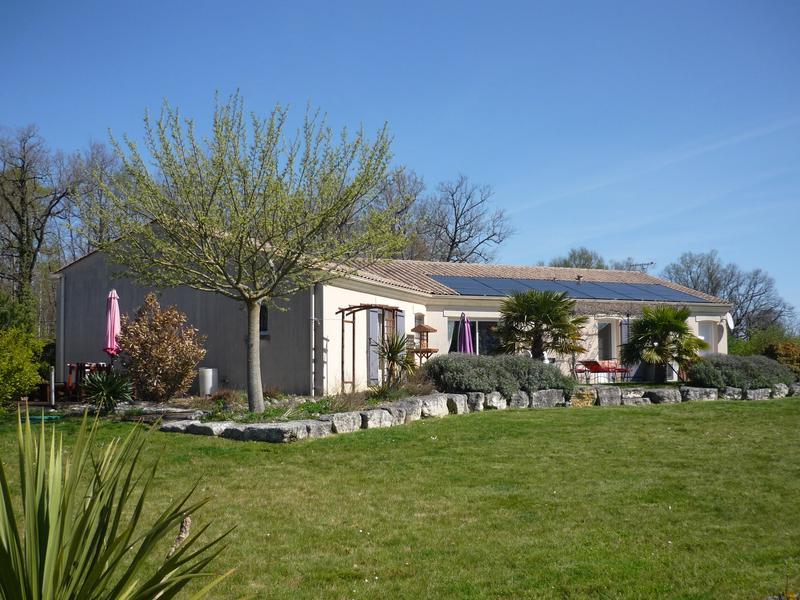 Maison vendre en poitou charentes charente villebois for Terrain et maison neuve