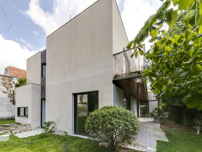 Architect house in Nogent sur Marne near Paris 12 and Bois de Vincennes