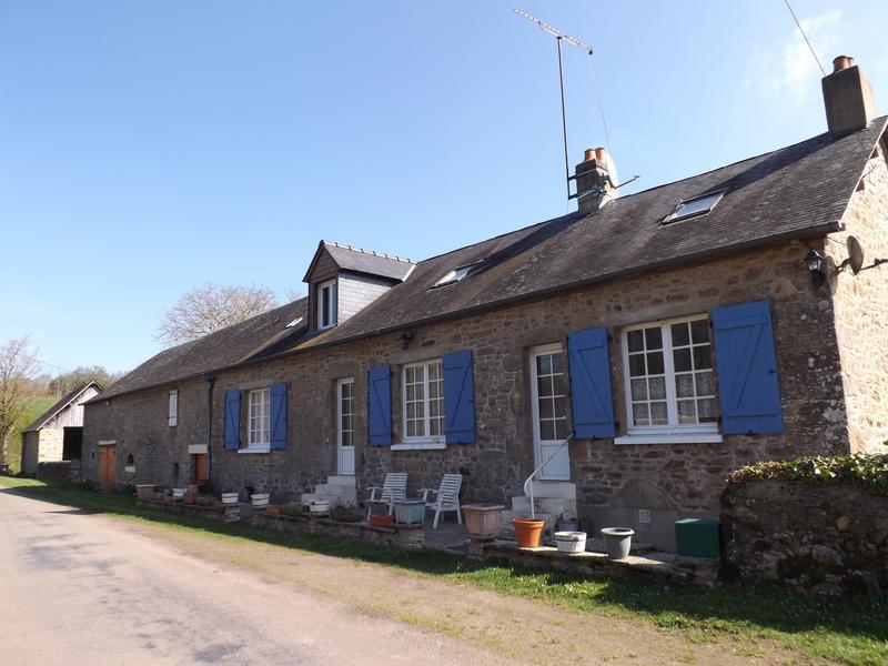 Maison à vendre à ST MARTIN DE CONNEE(53160) - Mayenne