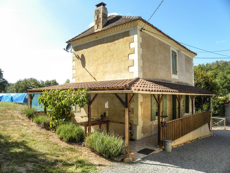 Maison à vendre à ST JEAN DE COLE(24800) - Dordogne