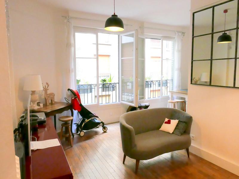 Appartement 3 pièces à vendre à PARIS XV (75015) -  Paris
