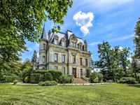 chateau for sale in BARSACGironde Aquitaine