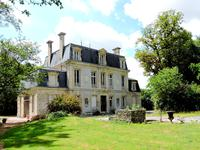 chateau for sale in SURGERESCharente_Maritime Poitou_Charentes