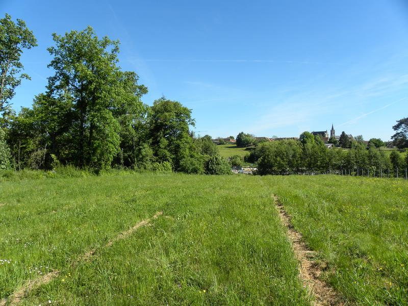 Terrain à vendre à DUSSAC(24270) - Dordogne