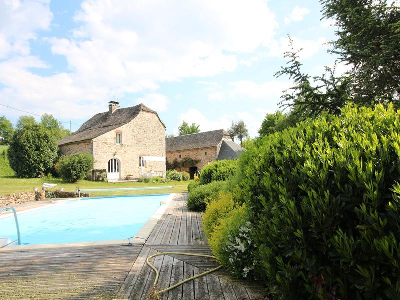 Maison à vendre à VILLECOMTAL(12580) - Aveyron