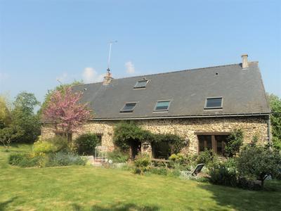 Maison à vendre à CAMPENEAC, Morbihan, Bretagne, avec Leggett Immobilier