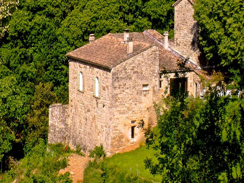 eeaa589243036b House for sale in CHAMBONAS - Ardeche - 15th century fortified ...