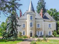 chateau for sale in ST LEOMERVienne Poitou_Charentes