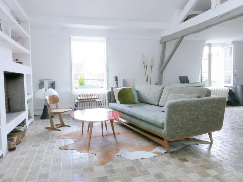 Appartement 3 pièces à vendre à PARIS III (75003) -  Paris