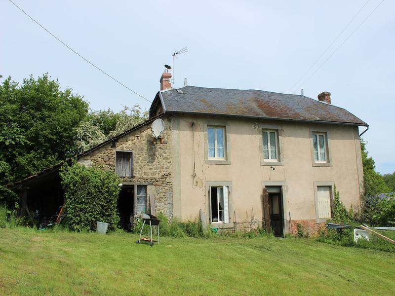 Maison à vendre à ST AVIT LE PAUVRE(23480) - Creuse