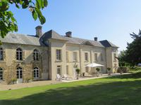 chateau for sale in BALLEROYCalvados Normandy