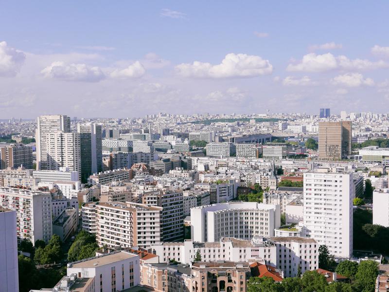 Appartement 2 pièces à vendre à PARIS XIII (75013) -  Paris