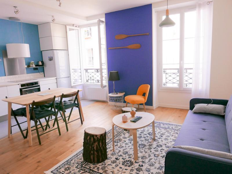 Appartement 3 pièces à vendre à PARIS X (75010) -  Paris
