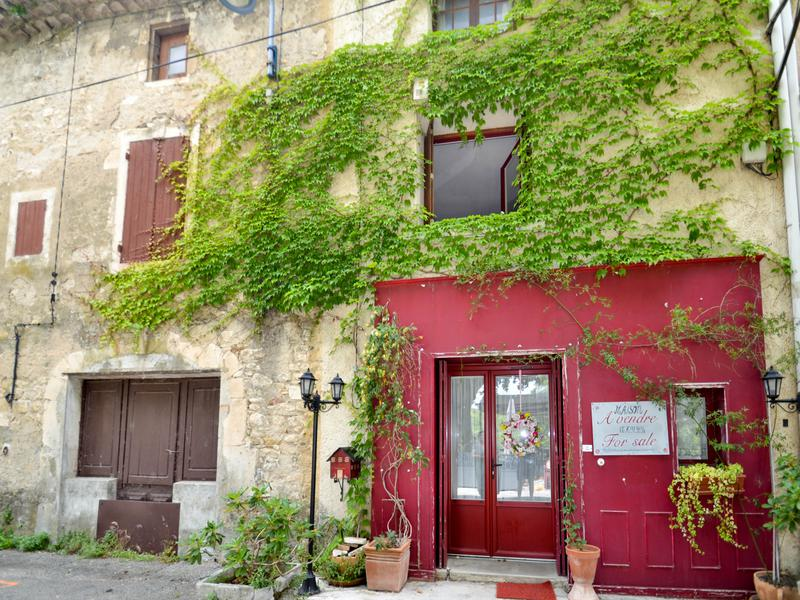 712f8671b8cc2a House for sale in GOUDARGUES - Gard - Charming three-bedroom village ...