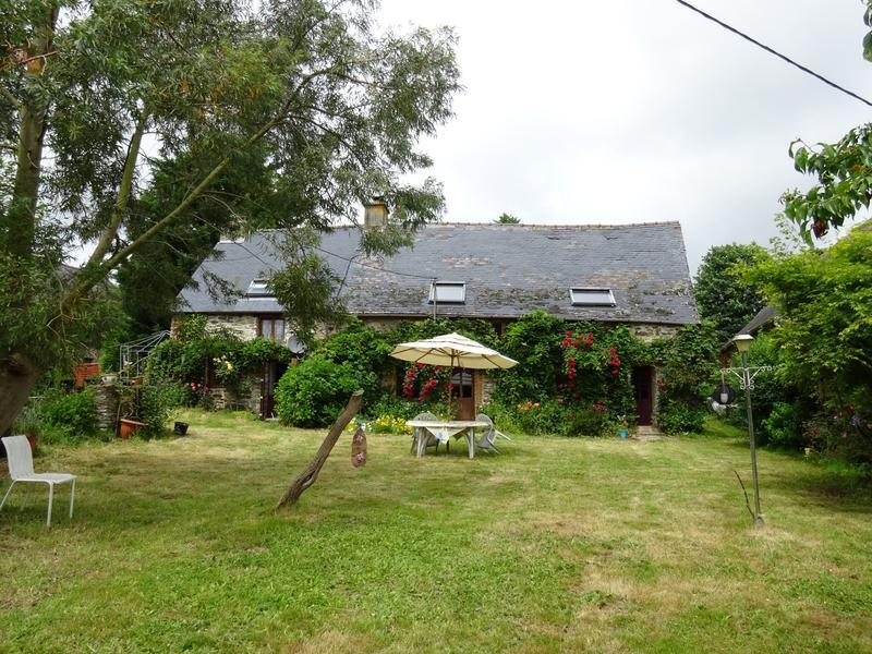 Maison à vendre à LANOUEE(56120) - Morbihan