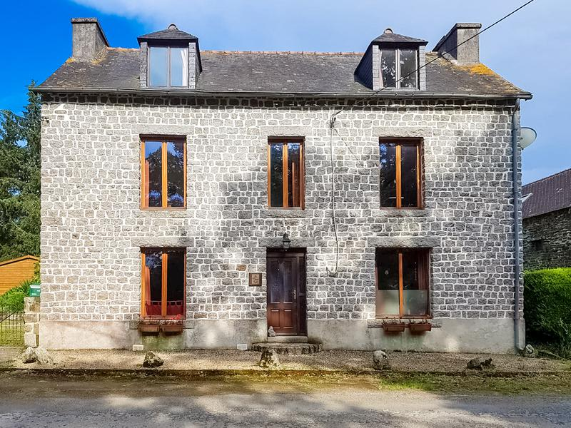 Maison à vendre à POULLAOUEN(29246) - Finistere