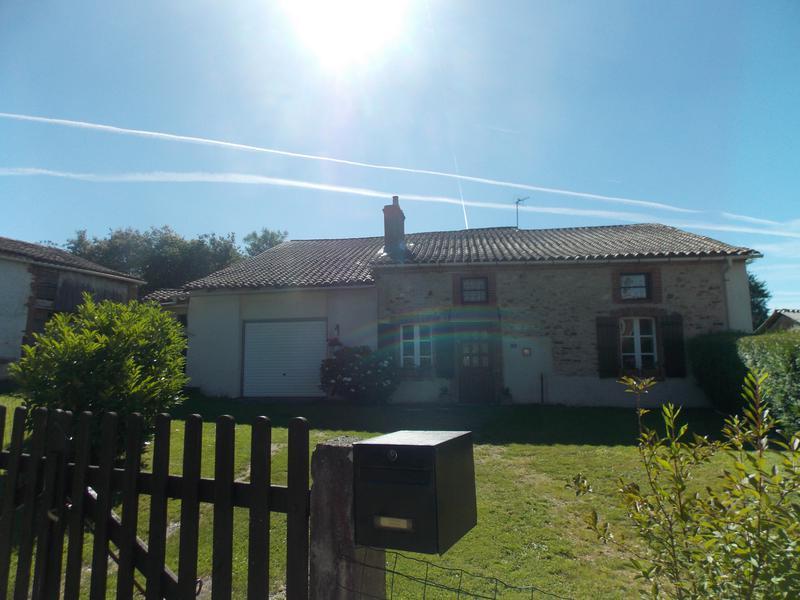 Maison à vendre à ST SORNIN LA MARCHE(87210) - Haute Vienne