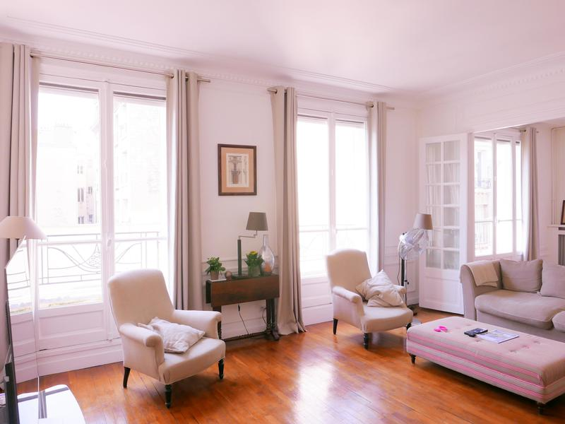 Appartement 6 pièces à vendre à PARIS XVI (75016) -  Paris