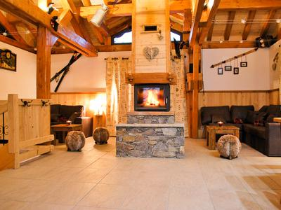 An extremely rare opportunity to acquire a stunning ski chalet for sale just metres from the piste in the heart of St Martin de Belleville