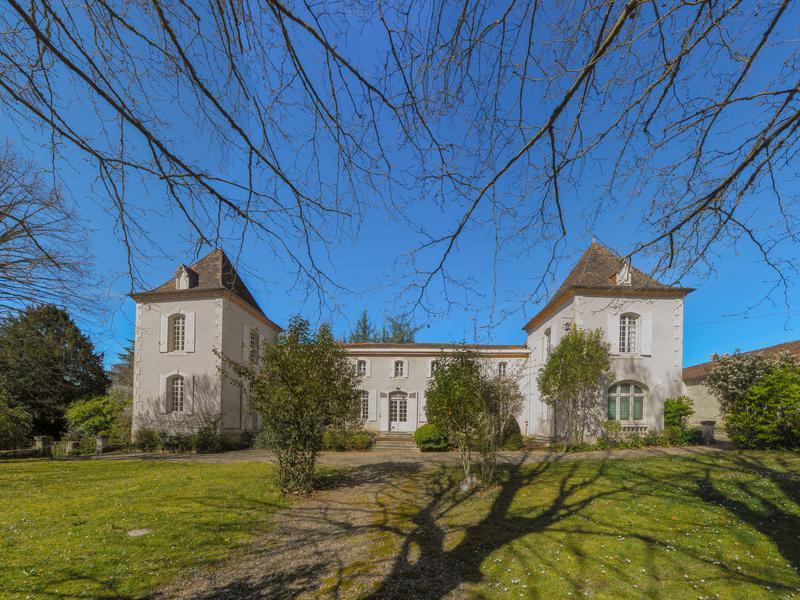 Chateau à vendre à PONT DU CASSE(47480) - Lot et Garonne