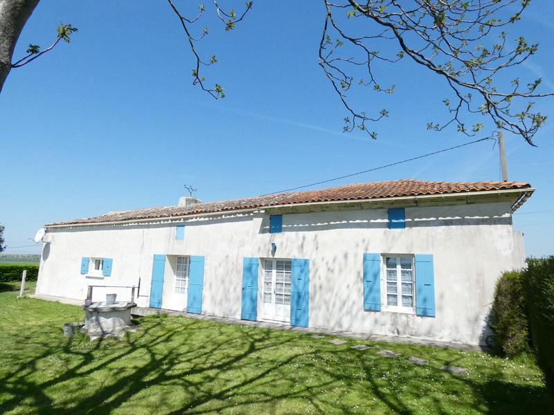 Maison à vendre à FLOIRAC(17120) - Charente Maritime