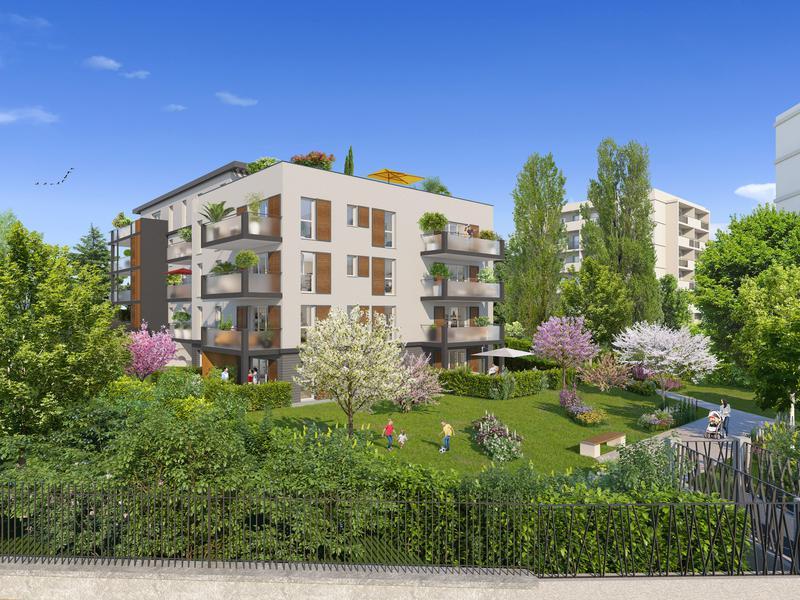 Architecte Tassin La Demi Lune apartment for sale in tassin la demi lune - rhone - new 3 bedroom