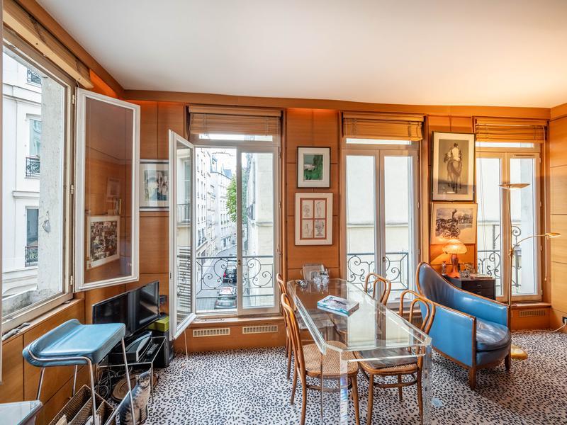 Appartement 2 pièces à vendre à PARIS IV (75004) -  Paris