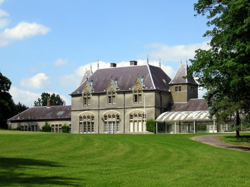 Outstanding Chateau For Sale In Bavelincourt Somme Superb 19C Download Free Architecture Designs Viewormadebymaigaardcom