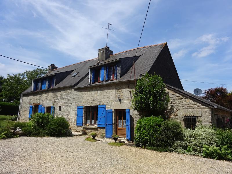 Maison à vendre à ST SERVANT(56120) - Morbihan