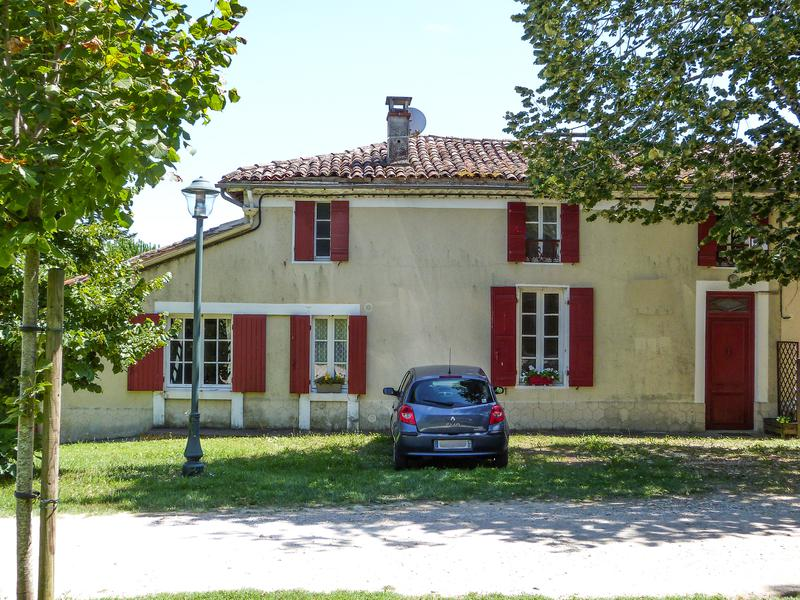 House For Sale In Bazas Gironde 5 Bedroom 3 Bathroom
