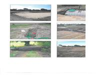 Constructible Land avec CU Possiblement 3 maisons. Elec et Water on place. 45 minutes Bordeaux