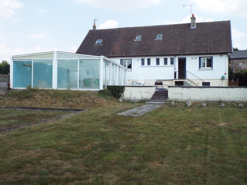 Maison à vendre à REGNIERE ECLUSE(80120) - Somme