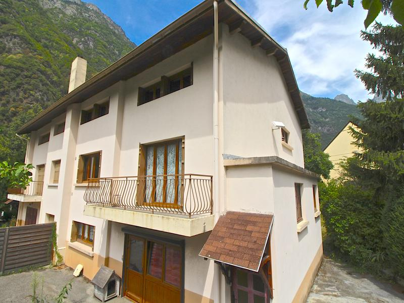 Ski Mountain Village House For Sale In French Alps