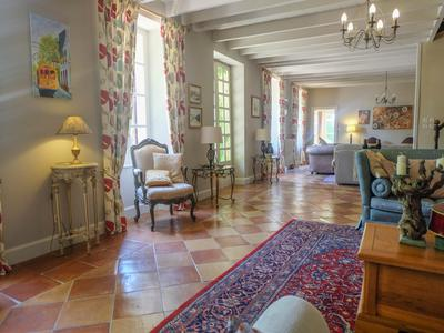 Exquisitely restored MANOIR built in 1700, with swimming pool and formal gardens set in tranquil surroundings only 30 mins from Bergerac airport