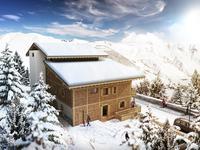 Appartement à vendre à SAINT SORLIN D ARVES en Savoie - photo 3
