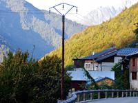 French ski chalets, properties in , Brides-Les-Bains, Meribel, Three Valleys